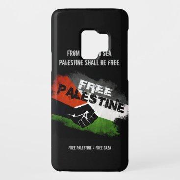 Free Palestine Case-Mate Samsung Galaxy S9 Case