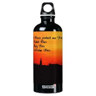 Freedom SIGG Traveler 0.6L Water Bottle