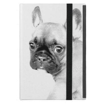 French Bulldog Case For iPad Mini