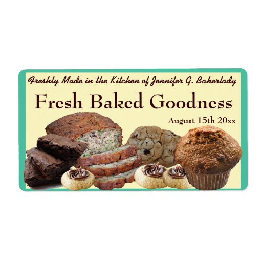 Fresh Baked Goodness Address