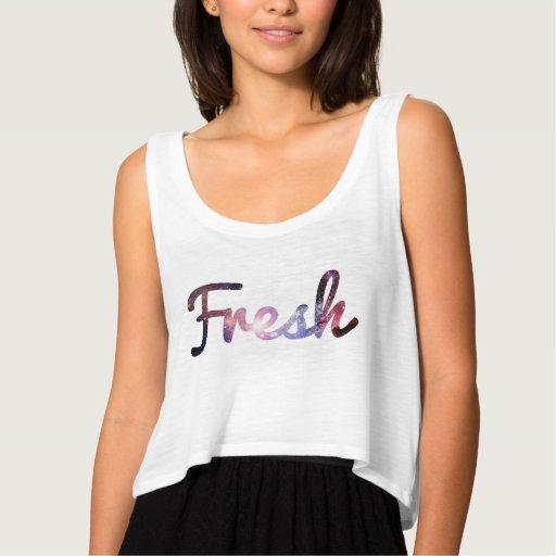 Fresh space tshirts