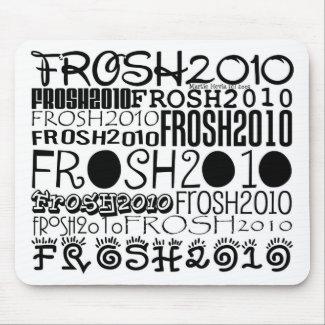 Frosh 2010 - Mousepad mousepad