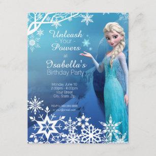 frozen invitations zazzle