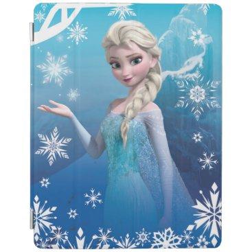 Frozen | Elsa Over the Shoulder Smirk iPad Smart Cover