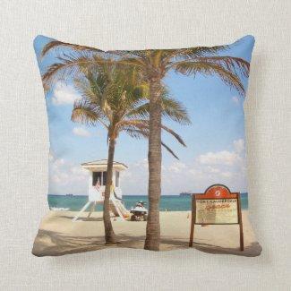 Ft Lauderdale Florida Beach - Lifeguard