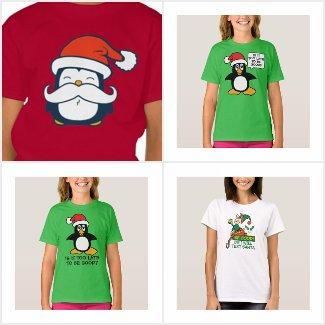 Fun and Cute Christmas Shirts
