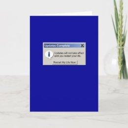 Congratulations - Computer Geek Greeting Card