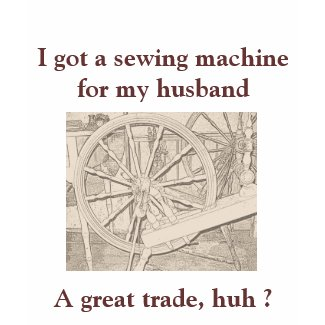 Funny Sewing Machine Arts Crafts T Shirt shirt