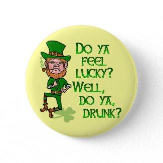 Funny Saint Patrick's Day Leprechaun Humor T-Shirt