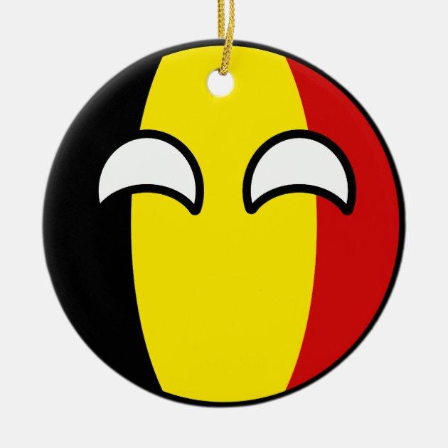 Nobody Likes Belgium Country Balls