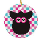 Furby Icon Christmas Ornament
