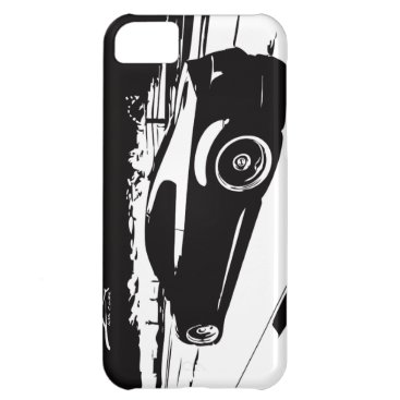 G35 Coupe Rolling shot Cover For iPhone 5C