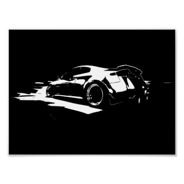 G35 Drift (CUSTOM) Poster