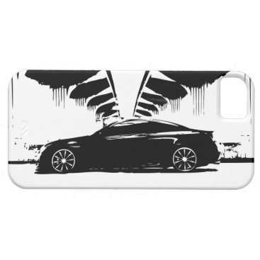 G37 Coupe Side Shot iPhone SE/5/5s Case
