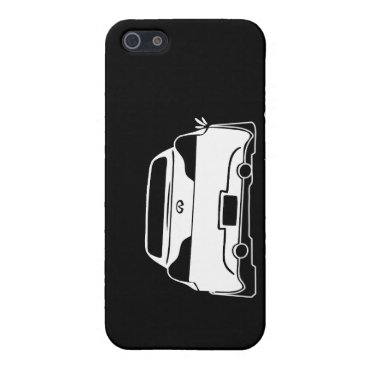 G37 No Fat Chicks Case For iPhone SE/5/5s