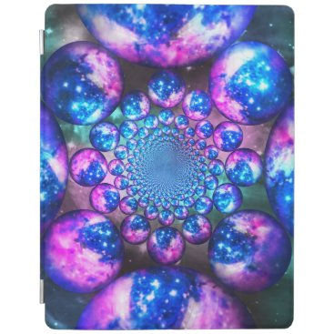 Galactic Kaleidoscope Galaxy Space Universe iPad Smart Cover