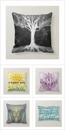 Gallery & Gift - Pillows