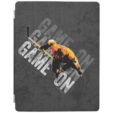 Game On (Hockey) iPad Smart Cover