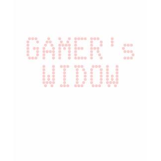 GAMER's WIDOW Funny shirt