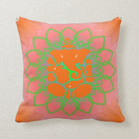 Ganesh reversible pillow