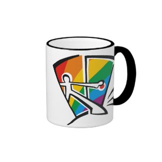 Gay Pride Coffee Mugs