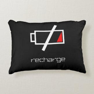 Geek Recharge Nap Pillow for Spoonies