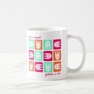 Geekdom os Love mug