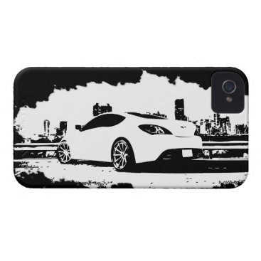 Gen Coupe Rear shot Case-Mate iPhone 4 Case