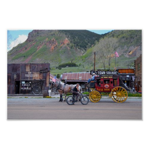 Getting Around in Silverton, Colorado