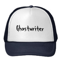 Ghostwriter Hat