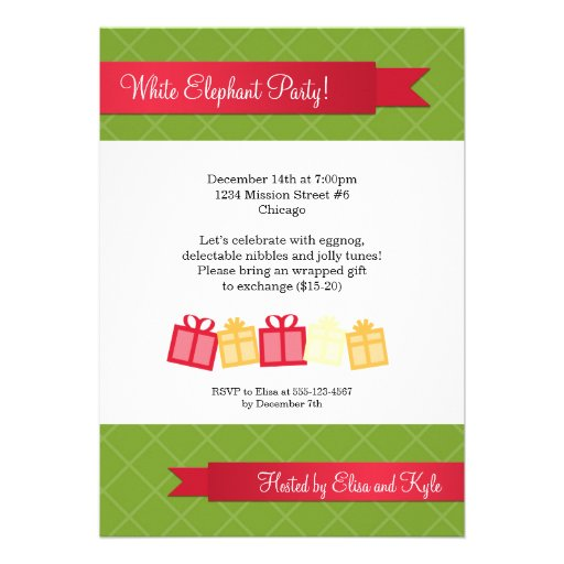 secret santa gift exchange list template for excel party invitations