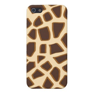 Giraffe print - iPhone case Cover For iPhone 5