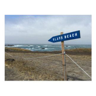 Glass Beach Postcard | Fort Bragg, Mendocino