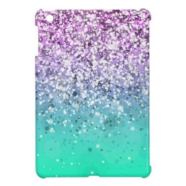 Glitter Variations IV iPad Mini Cover