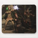 Dungeons & Dragons Mousepad