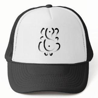 God Ganesha - Hat hat