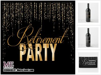 Gold & Silver Retirement Party