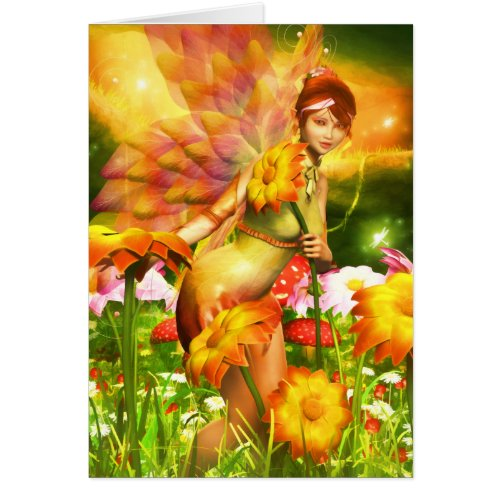 Golden Adornments Greeting/Note Card