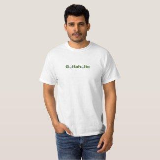 Golfaholic T-Shirt