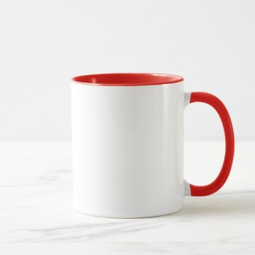 Good Morning Mi Amor! With red heart. Mug
