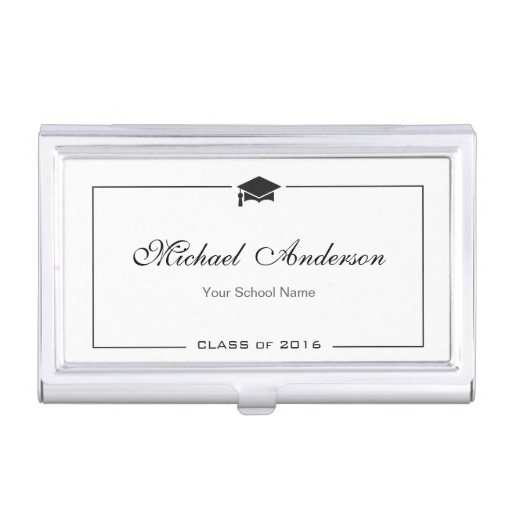 Double Sided Grad Announcements