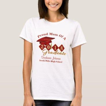 Graduation Red Gold 20XX T-Shirt