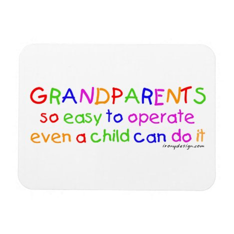 Grandparents Love Magnet