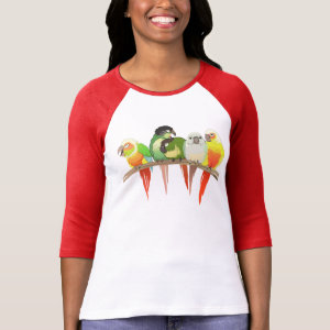 Green Cheek Conures Shirt