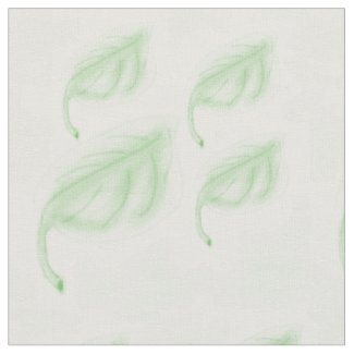 Green soft leaf design