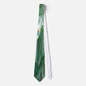 Green Tech - cricketdiane Green Designs tie