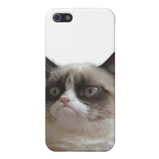 Grumpy Cat iPhone 4 Case
