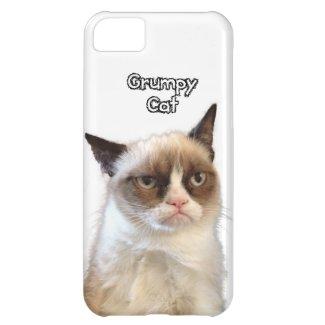 Grumpy Cat Phone Case iPhone 5C Cover