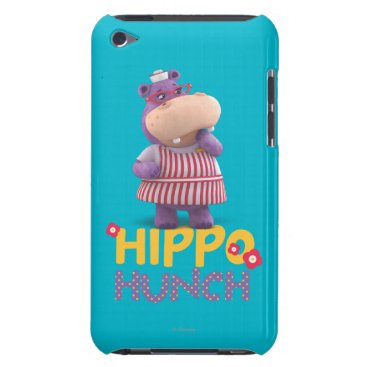 Hallie - Hippo Hunch Barely There iPod Cover