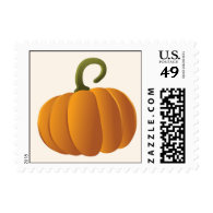 Halloween Pumpkin Stamps